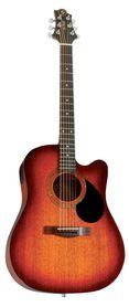 Samick D 1 CE BK - gitara elektro-akustyczna