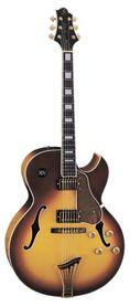 Samick JZ-3 VS - jazzowa gitara elektryczna