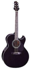 Samick J 9 CE BK - gitara elektro-akustyczna