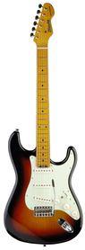 Blade Texas Standard Pro 3TS LH - gitara elektryczna, leworęczna