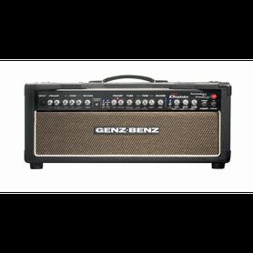 Genz Benz El-Diablo 60 TS -  głowa gitarowa 60W
