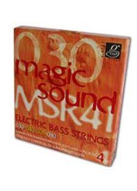 Galli MSR 41 - struny do gitary basowej