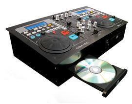 GemSound CDM-150 - podwójny mikser DJ