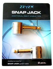 SnapJack Tips - wtyk Jack kątowy