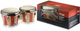 Stagg BW-100DT - bongosy drewniane