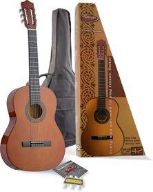 Stagg C 542 Pack - gitara klasyczna 4/4 z wyposażeniem