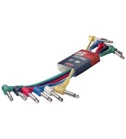 Stagg SPC 030 L E - kable połączeniowe 30cm