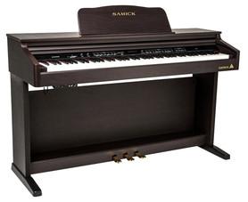 Samick DCP-12 Czarny połysk - pianino cyfrowe