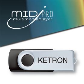 Ketron Pendrive 2016 MidJPro Style Upgrade v2 - pendrive z dodatkowymi stylami