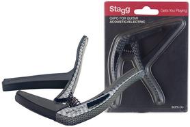Stagg SCPX-CU CA - kapodaster do gitary