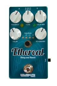 Wampler Ethereal Reverb & Delay - efekt gitarowy