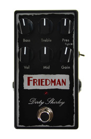 Friedman Dirty Shirley - efekt gitarowy