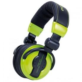 AMERICAN AUDIO HP550 lime -  słuchawki DJ