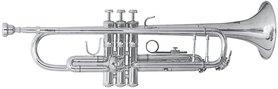 Bach Trąbka w stroju Bb TR501S