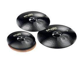Paiste Zestaw talerzy Seria 900 Color Sound Black