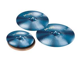 Paiste Zestaw talerzy Seria 900 Color Sound Blue