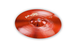 Paiste Talerz Splash 10' Seria 900 Color Sound Red