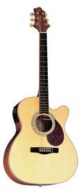 Samick OM 6 CE N - gitara elektro-akustyczna