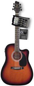 Stagg SW 203 CETU VS - gitara elektro-akustyczna