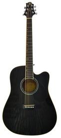Samick D 4 CE TBK - gitara elektro-akustyczna