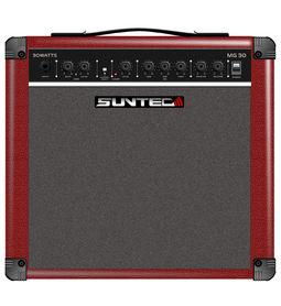 Suntec MG 30 - combo gitarowe 30 Watt