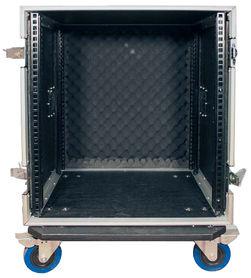 Kempton KRCP 12U BK - case na jednostki rack