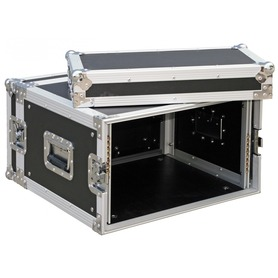 Kempton KRC 6U BK - case na jednostki rack