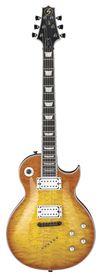 Samick LN-30QM FTB - gitara elektryczna