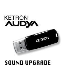 Ketron Pendrive 2011 SOUND UPGRADE Vol.1 - pendrive z dodatkowymi stylami AUDYA
