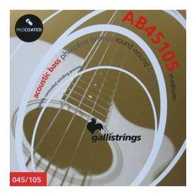 Galli AB-450105 - struny powlekane do akustycznej gitary basowej