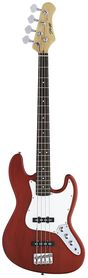 Stagg B-300-STR - gitara basowa typu Jazz Bass