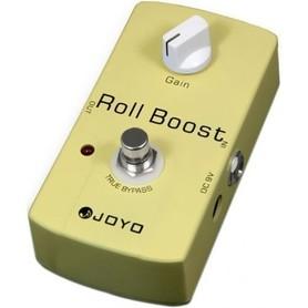 Joyo JF 38 Roll Boost - efekt gitarowy