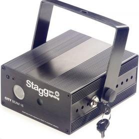 Stagg SLR CITY 9-2 BK GALAXY APERTURE - laser