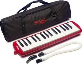 Stagg MELOSTA32 RD - melodyka