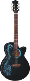 Luna Fauna Dragon - gitara elektro-akustyczna