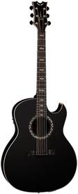 Dean Exhibition Ultra CBK - gitara elektroakustyczna z USB