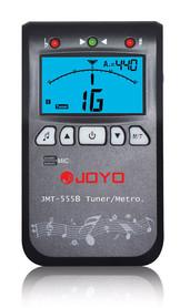 Joyo JMT-555B - 3w1 uniwersalny metro-tuner chromatyczny