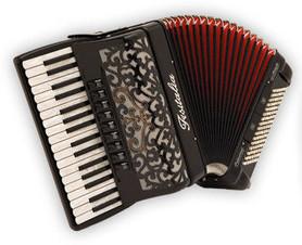 Fisitalia 34.44-TC - akordeon klawiszowy z convertorem