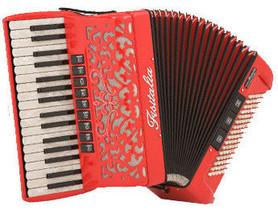 Fisitalia 34.45S - akordeon klawiszowy z convertorem