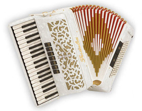 Fisitalia 37.34 - akordeon klawiszowy