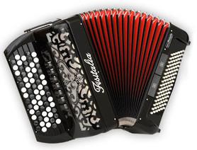 Fisitalia 37.34-CR - akordeon chromatyczny