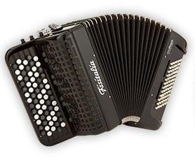 Fisitalia 40.22-FB - akordeon chromatyczny z convertorem