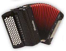 Fisitalia 41.44-CR - akordeon chromatyczny