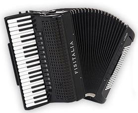 Fisitalia 41.44-FB - akordeon chromatyczny z convertorem