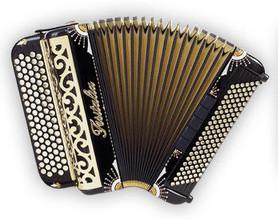 Fisitalia 52.45 - akordeon chromatyczny