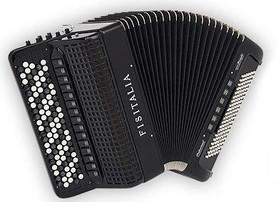 Fisitalia Bayan B58 - akordeon chromatyczny z convertorem