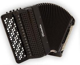 Fisitalia Bayan B61 - akordeon chromatyczny z convertorem