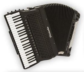 Fisitalia Bayan P2 - akordeon klawiszowy z convertorem