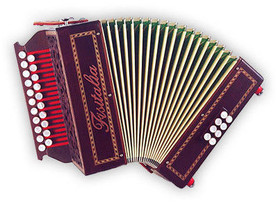 Fisitalia Folk - akordeon diatoniczny