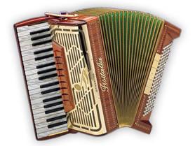 Fisitalia Style 38 - akordeon klawiszowy